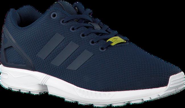 Blauwe ADIDAS Sneakers ZX FLUX HEREN  - large