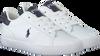 Witte POLO RALPH LAUREN Sneakers PIERCE  - small