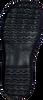 Zwarte BERGSTEIN Regenlaarzen FASHIONBOOT  - small