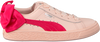 Roze PUMA Sneakers BASKET BOW AC PS - small