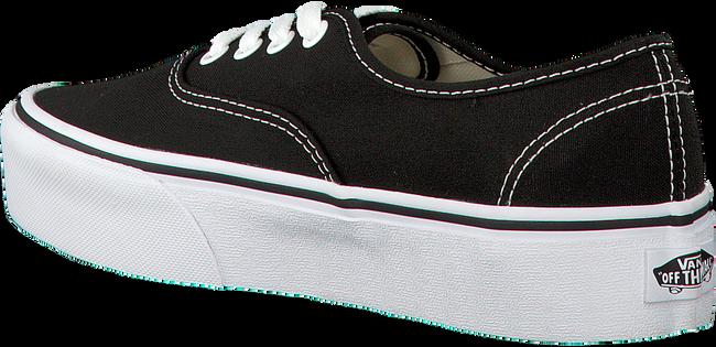 Zwarte VANS Sneakers AUTHENTIC PLATFORM WMN  - large