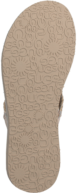 Beige UGG Slippers NAVIE  - large