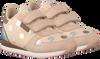 Roze WODEN Sneakers NORA DOT II KIDS  - small