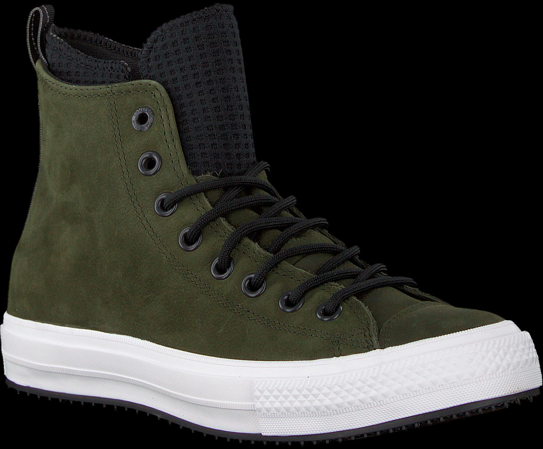 eaa8eac3886 Groene CONVERSE Sneakers CHUCK TAYLOR ALL STAR WP MEN. CONVERSE. -50%.  Previous