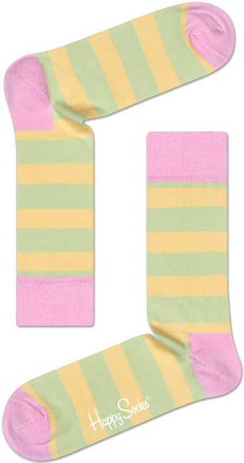 HAPPY SOCKS SOKKEN STRIPE SOCK - large