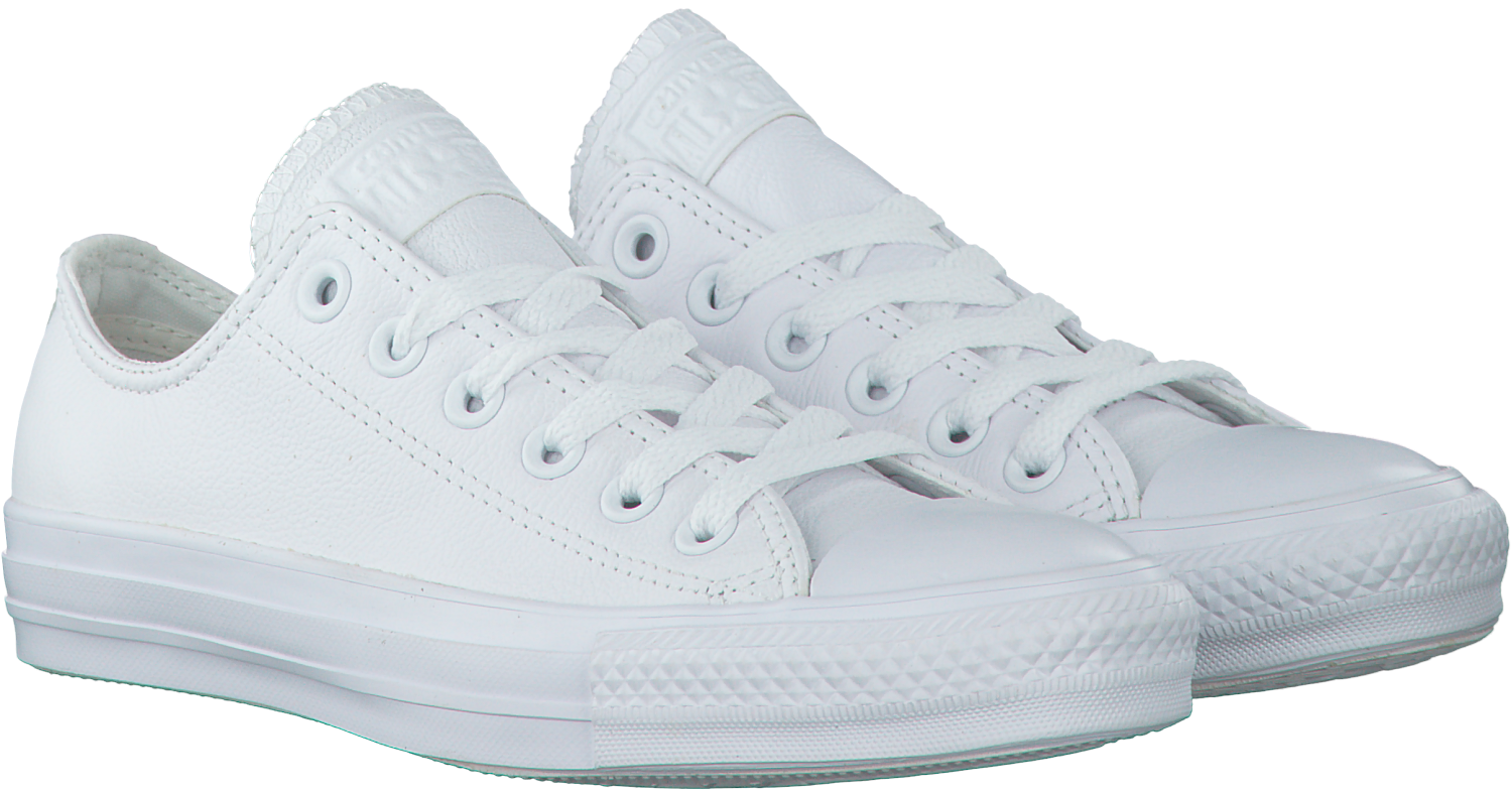 Converse 136823C CT OX White trainers | Converse, Sneakers