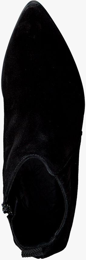 Zwarte PAUL GREEN Enkellaarsjes 9811  - larger