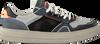 Zwarte CRIME LONDON Lage sneakers LUNAR  - small