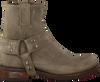 Beige SENDRA Cowboylaarzen 9077 RONDE LEEST  - small