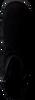 Zwarte UGG Vachtlaarzen ABREE SHORT II - small