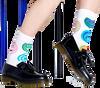 Witte HAPPY SOCKS Sokken HYPNOSIS  - small