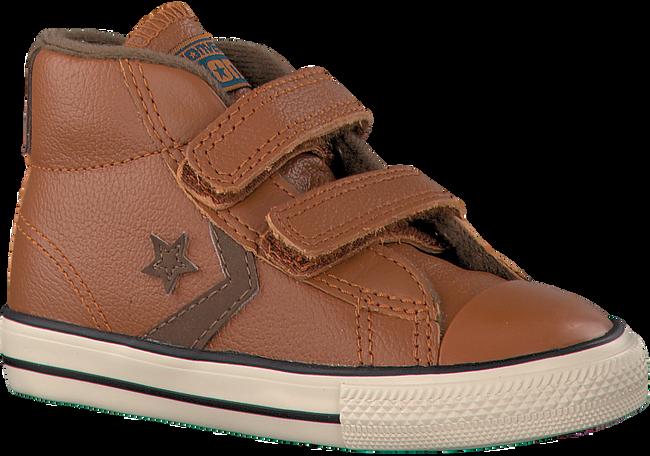 Cognac CONVERSE Sneakers STAR PLAYER EV 3V OX KIDS - large