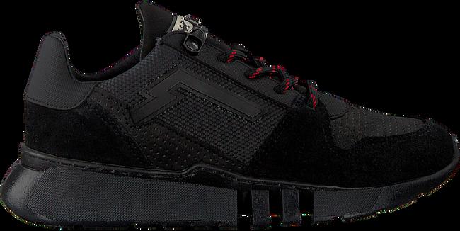 Zwarte RED-RAG Lage sneakers 13215  - large