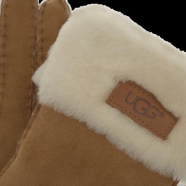 Camel UGG Handschoenen TURN CUFF GLOVE - large