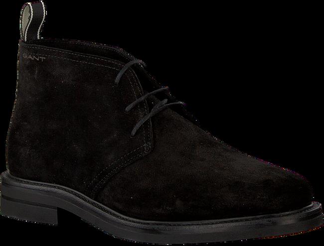Zwarte GANT Nette schoenen FARGO  - large