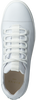 Witte NUBIKK Sneakers YEYE LOOPS - small