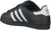 Zwarte ADIDAS Sneakers SUPERSTAR DAMES  - small