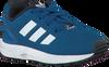 Blauwe ADIDAS Sneakers ZX FLUX KIDS  - small