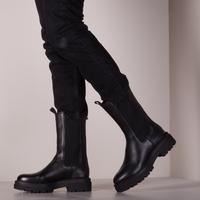 Zwarte VERTON Chelsea boots 210  - medium