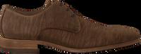 Bruine BRAEND Nette schoenen 16086  - medium