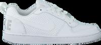 Witte NIKE Sneakers COURT BOROUGH LOW (GS) - medium