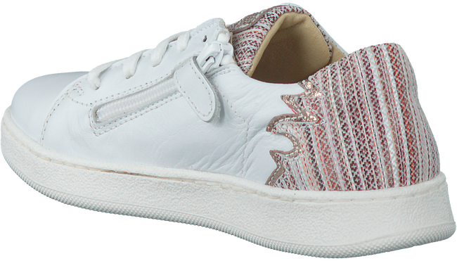 Witte CLIC! Sneakers 9108  - large