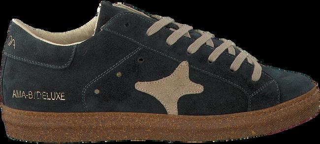 Blauwe AMA BRAND DELUXE Sneakers AMA-B/DELUXE HEREN  - large