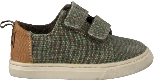Groene TOMS Sneakers LENNY  - large