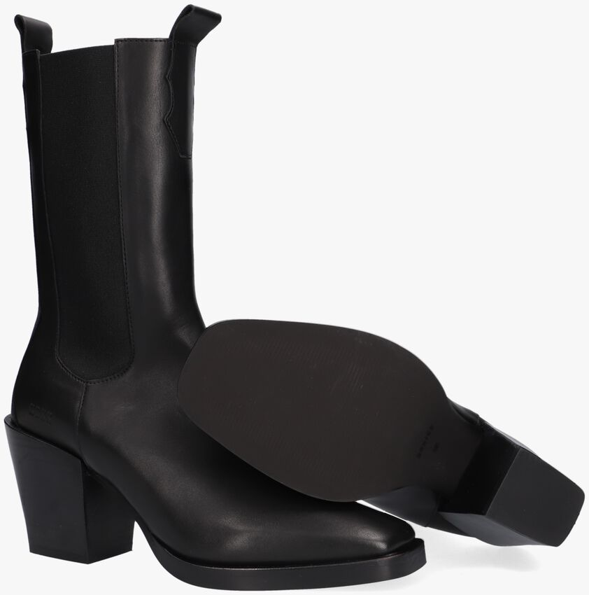 Zwarte NUBIKK Hoge laarzen ANN FLYNN  - larger