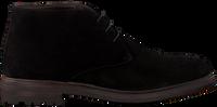 Zwarte MAZZELTOV Veterschoenen 4082  - medium