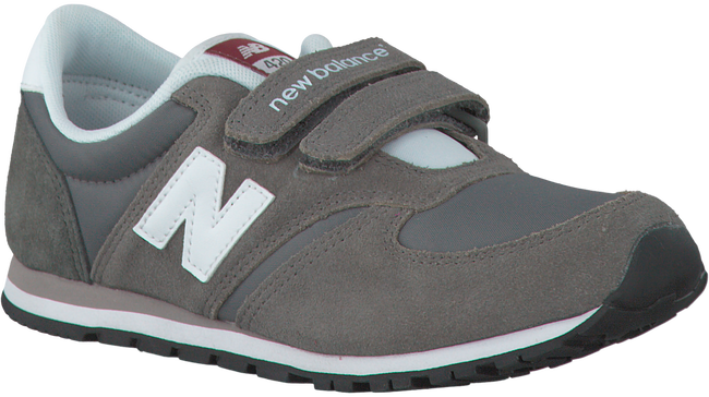 Grijze NEW BALANCE Sneakers KE420 KIDS  - large
