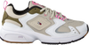 Beige TOMMY HILFIGER Lage sneakers HERITAGE WMNS  - small