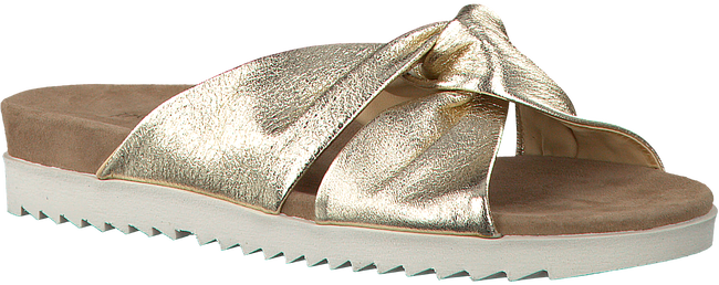 Gouden PAUL GREEN Slippers 7118 - large