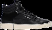 Zwarte G-STAR RAW Hoge sneaker RAVOND MID BSC M  - medium