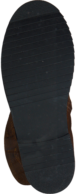Cognac SHOESME Lange laarzen CP7W108  - large
