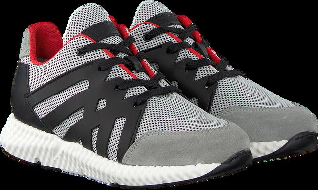 Grijze RED-RAG Sneakers 13305 - large