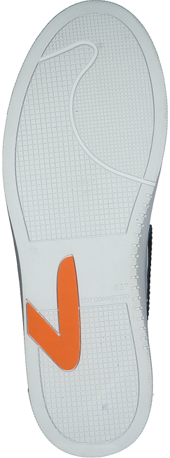 Witte HUB Lage sneakers HOOK LW Z-STITCH  - large