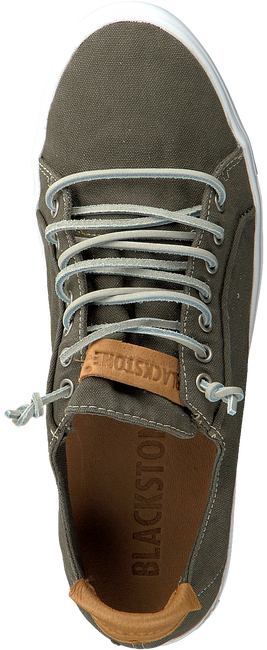Groene BLACKSTONE Sneakers PM31 - large