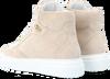 Beige VIA VAI Hoge sneaker JUNO LEE  - small