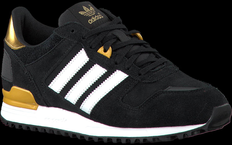Zwarte ADIDAS Sneakers ZX 700 DAMES | Omoda