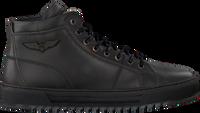 Grijze PME Hoge sneaker TITON  - medium