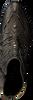 Gouden MJUS Enkellaarsjes 187211  - small