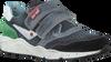 Zwarte RED-RAG Sneakers 15397  - small