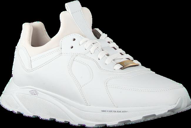 Witte EKN FOOTWEAR Lage sneakers LARCH DAMES  - large