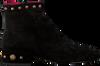 Zwarte 181 Enkellaarsjes TRES - small
