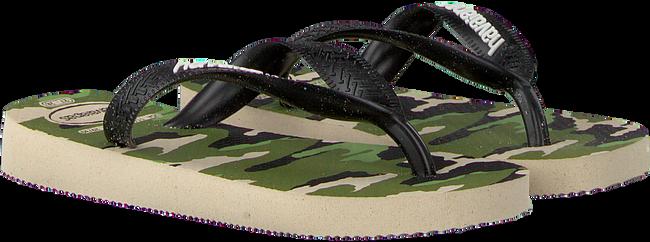 Groene HAVAIANAS Slippers TOP CAMU  - large