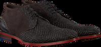 Grijze FLORIS VAN BOMMEL Nette schoenen 20109  - medium