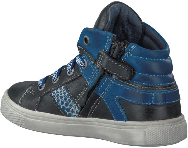 Zwarte TRACKSTYLE Sneakers 316810  - large