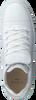 Witte NUBIKK Sneakers YEYE CALF WOMAN  - small