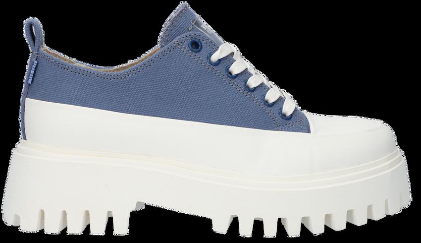 Blauwe BRONX Veterschoenen GROOV-Y 66404  - larger